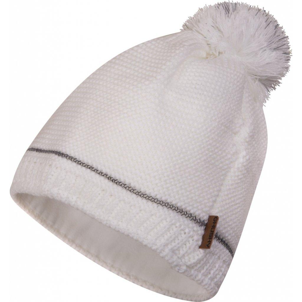 Čepice HUSKY  Cap 11 bílá, S-M  + Sleva 5% - zadej v košíku kód: SLEVA5