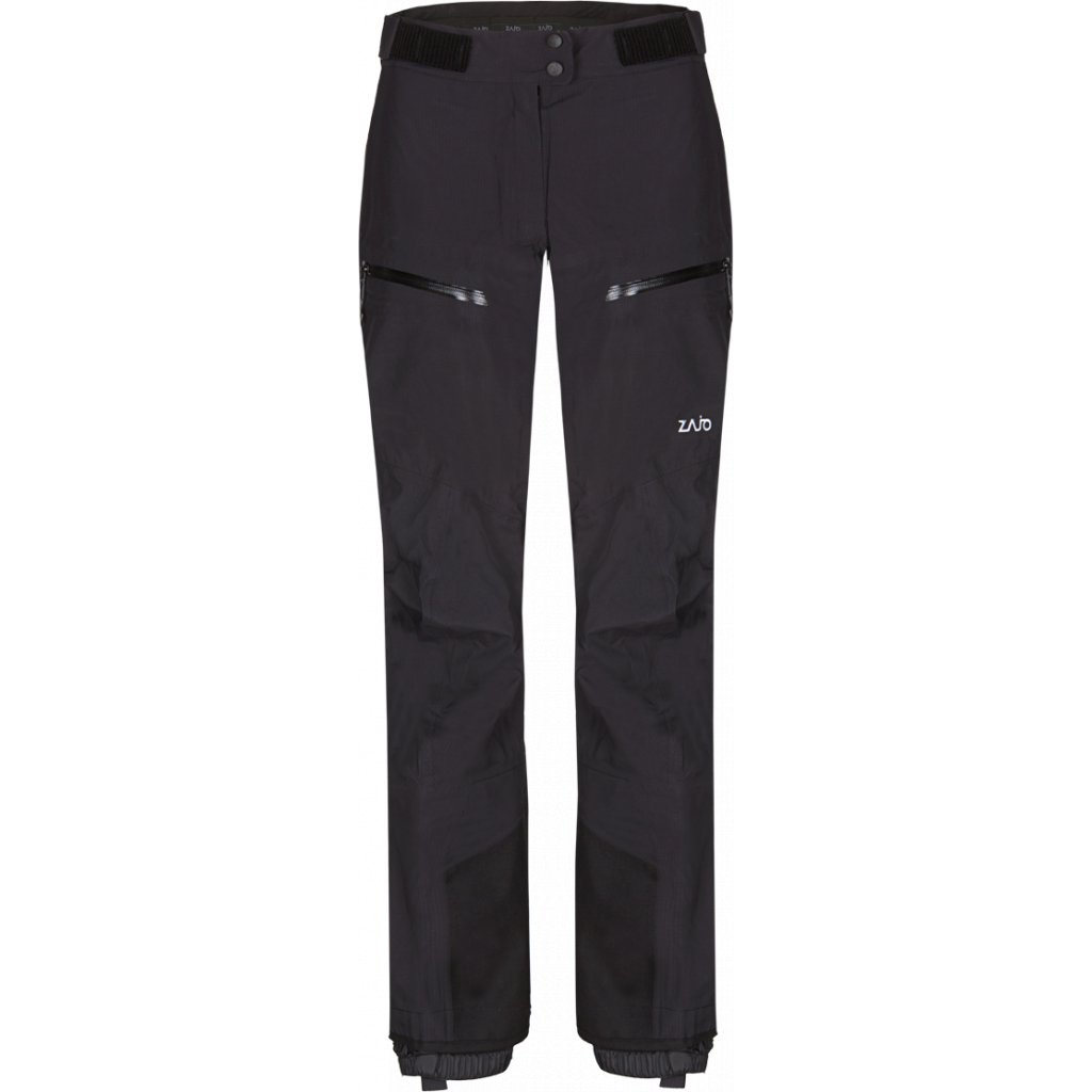 Dámské kalhoty ZAJO Annapurna W Pants černá  + Sleva 5% - zadej v košíku kód: SLEVA5