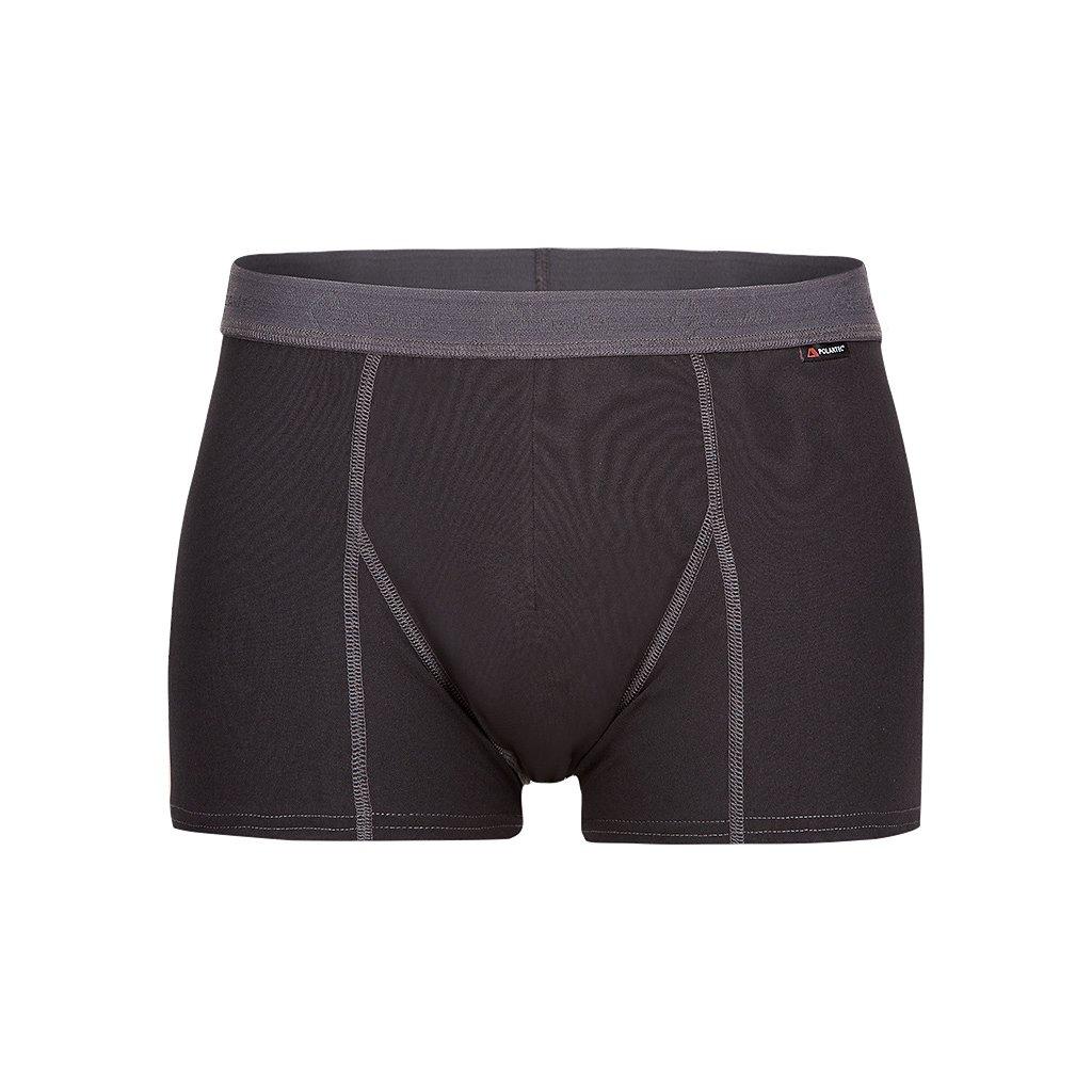 Pánské trenky ZAJO Tesino Shorts černá  + Sleva 5% - zadej v košíku kód: SLEVA5