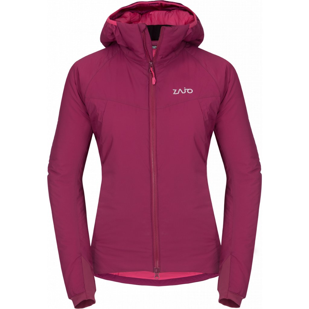 Dámská zimní lyžařská bunda ZAJO Alta W Jkt fialová  + Sleva 5% - zadej v košíku kód: SLEVA5