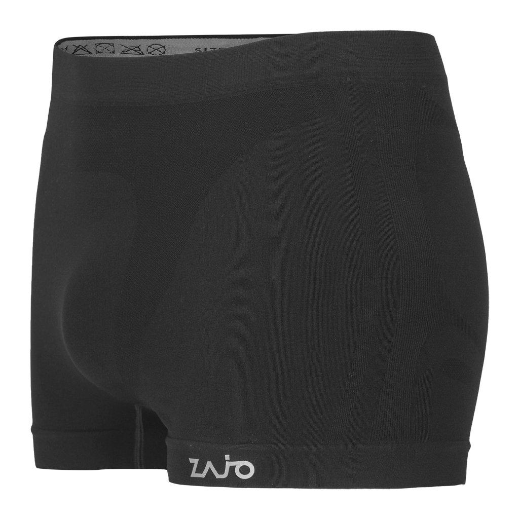 Pánské trenky ZAJO Contour M Boxer Shorts černá  + Sleva 5% - zadej v košíku kód: SLEVA5