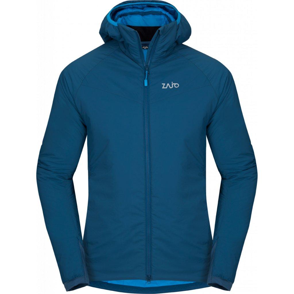 Pánská zimní bunda ZAJO Narvik Jkt modrá  + Sleva 5% - zadej v košíku kód: SLEVA5