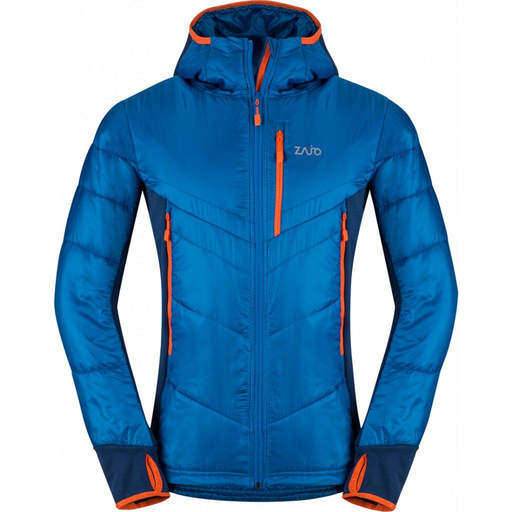 Pánská zimní bunda ZAJO Arth Jkt modrá  + Sleva 5% - zadej v košíku kód: SLEVA5