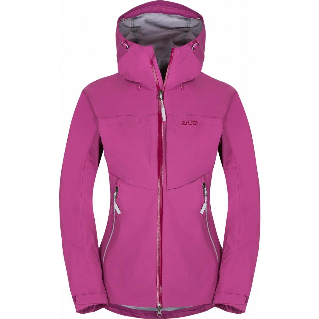 Dámská nepromokavá lyžařská bunda ZAJO Garmish Neo W Jkt růžová  + Sleva 5% - zadej v košíku kód: SLEVA5