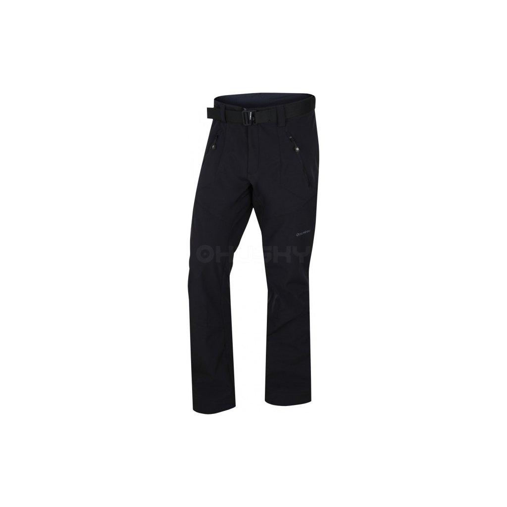 Pánské outdoor kalhoty  HUSKY Kresi M černá  + Sleva 5% - zadej v košíku kód: SLEVA5