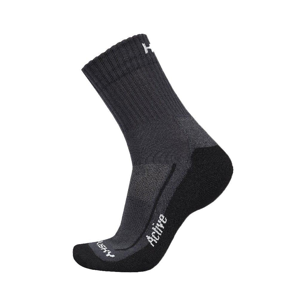 Ponožky HUSKY  Active černá  + Sleva 5% - zadej v košíku kód: SLEVA5