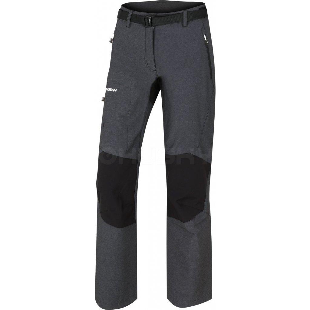 Dámské outdoorové kalhoty HUSKY  Klass L černá  + Sleva 5% - zadej v košíku kód: SLEVA5