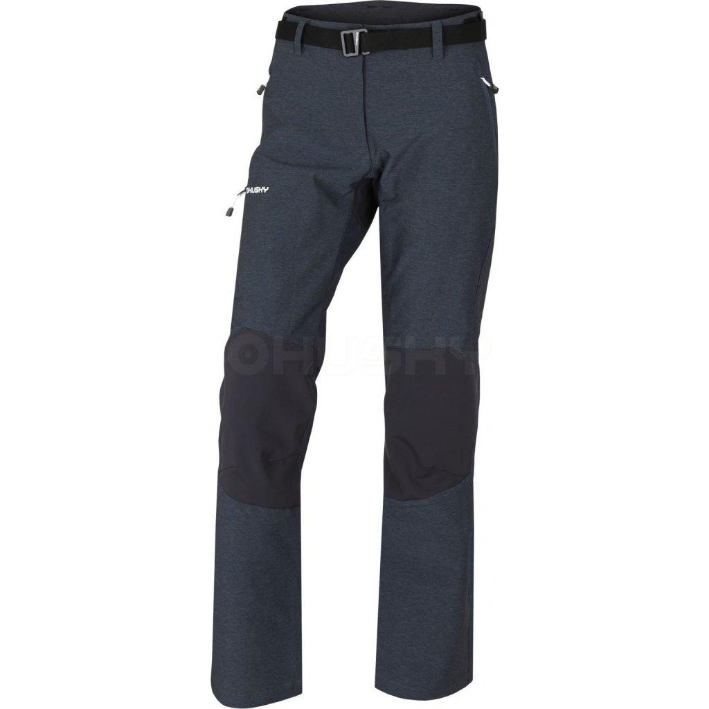 Dámské outdoorové kalhoty HUSKY  Klass L antracit  + Sleva 5% - zadej v košíku kód: SLEVA5