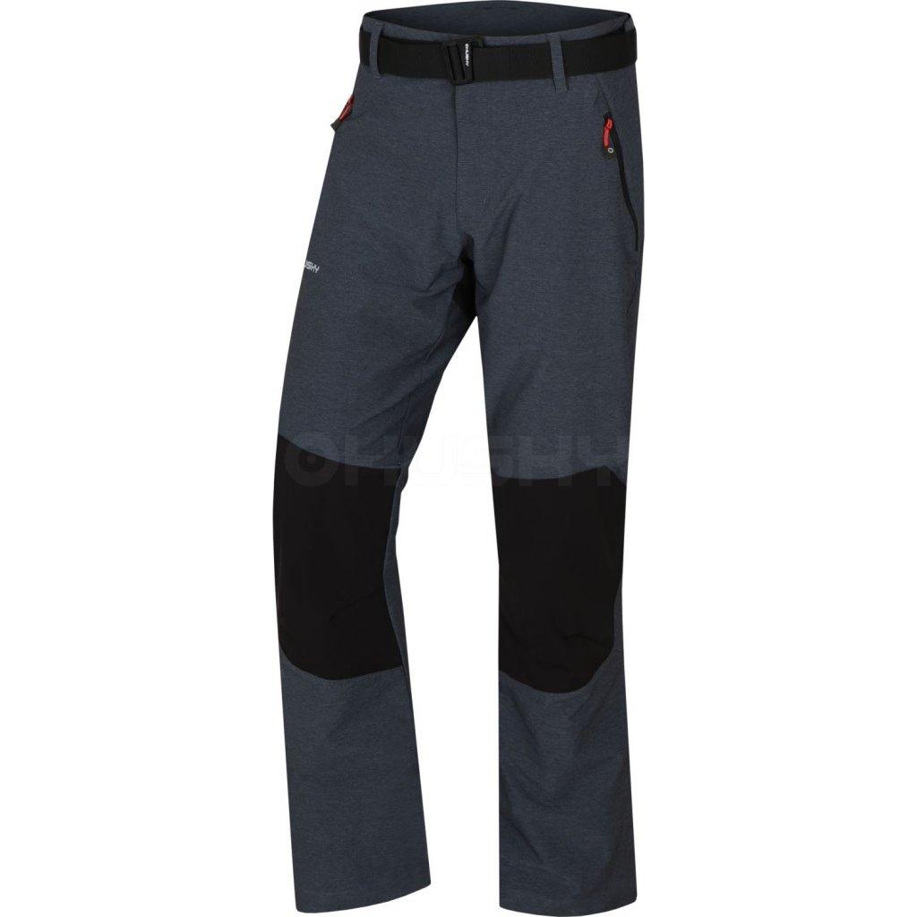 Pánské outdoor kalhoty  HUSKY Klass M antracit  + Sleva 5% - zadej v košíku kód: SLEVA5