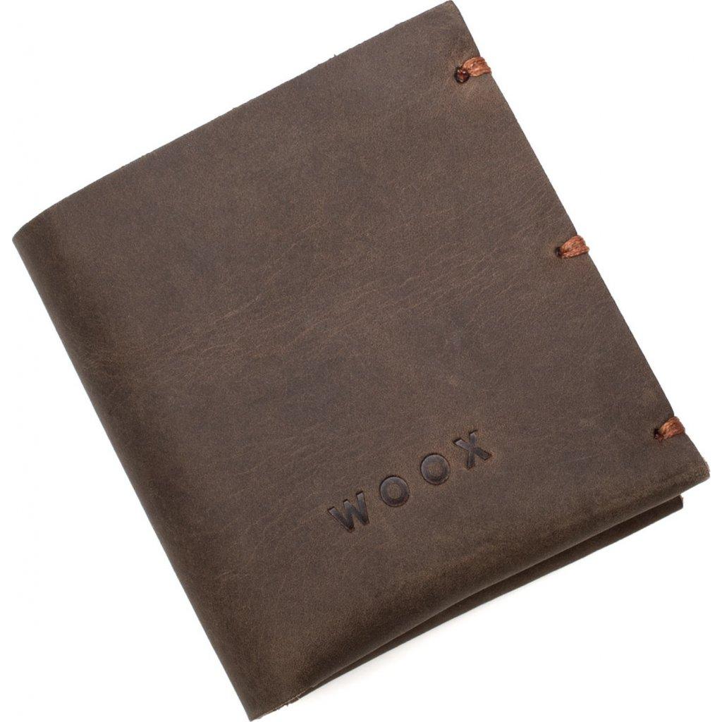 Peněženka WOOX Moneta Maturus Fuscus  + Sleva 5% - zadej v košíku kód: SLEVA5