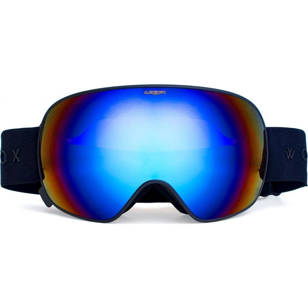Lyžařské brýle WOOX Opticus Opulentus Dark/Blu  + Sleva 5% - zadej v košíku kód: SLEVA5