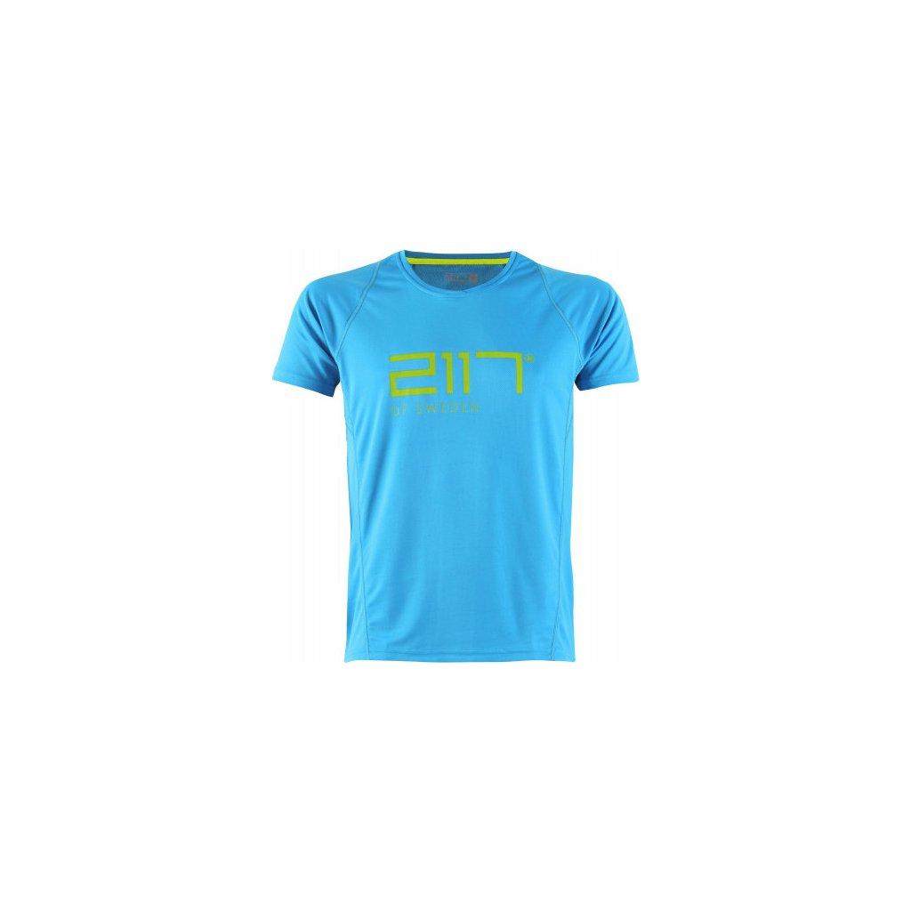 Pánské funkční triko s krátkým rukávem 2117 of Sweden Tun světlá modrá  + Sleva 5% - zadej v košíku kód: SLEVA5