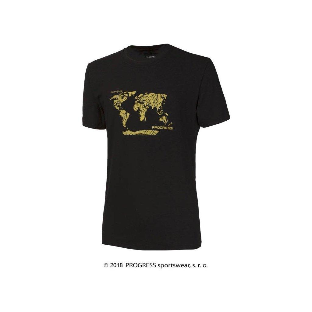 Pánské triko s bambusem PROGRESS Barbar  + Sleva 5% - zadej v košíku kód: SLEVA5