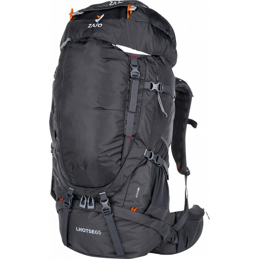 Batoh ZAJO Lhotse 65 Backpack černá  + Sleva 5% - zadej v košíku kód: SLEVA5