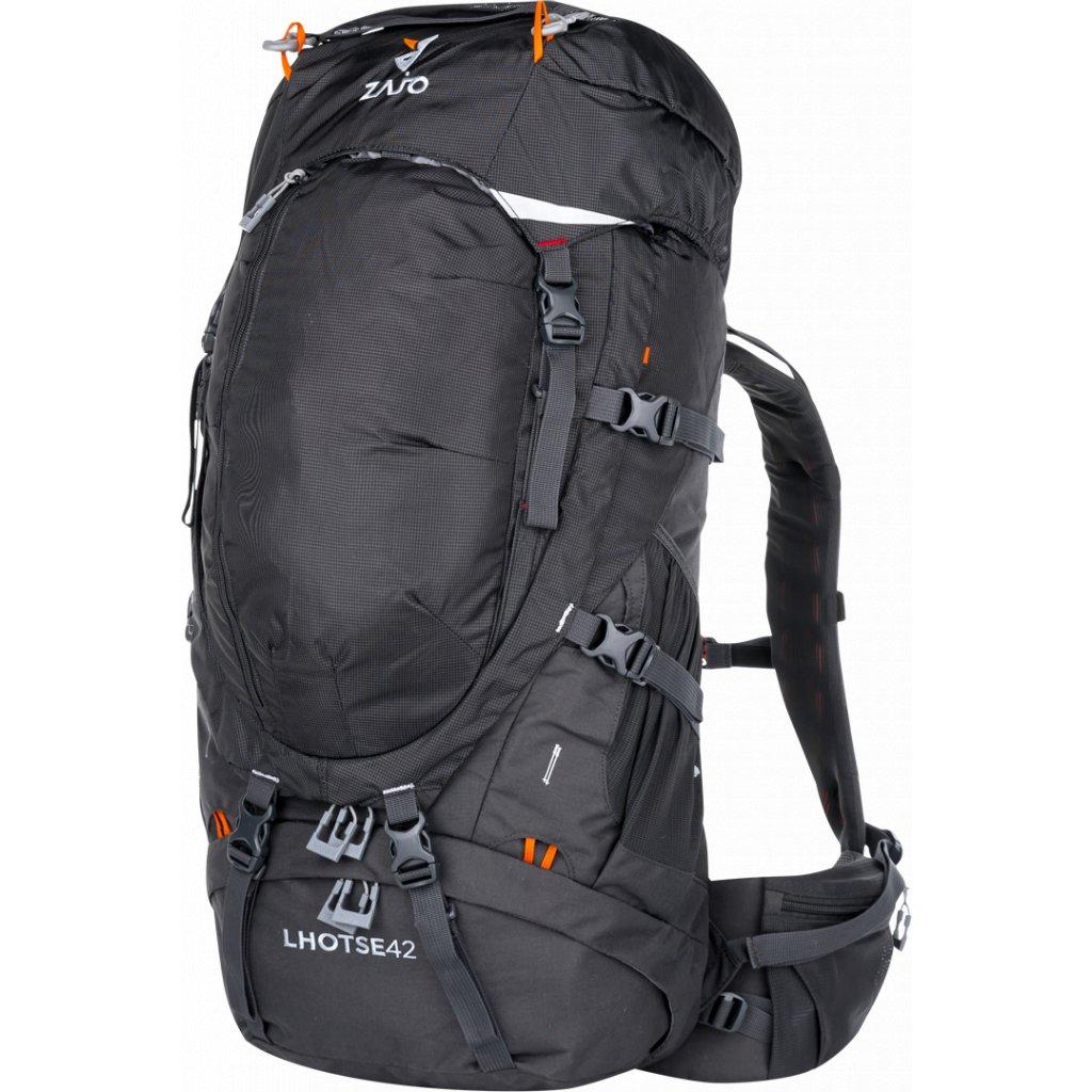Batoh ZAJO Lhotse 42 Backpack černá  + Sleva 5% - zadej v košíku kód: SLEVA5