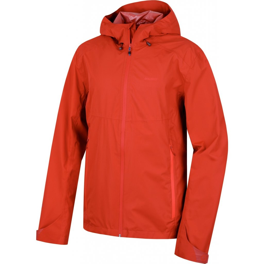 Pánská outdoor bunda  HUSKY Lamy M tm. červená  + Sleva 5% - zadej v košíku kód: SLEVA5