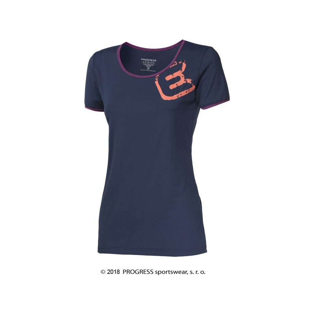 Dámské sportovní tričko PROGRESS Imola  + Sleva 5% - zadej v košíku kód: SLEVA5