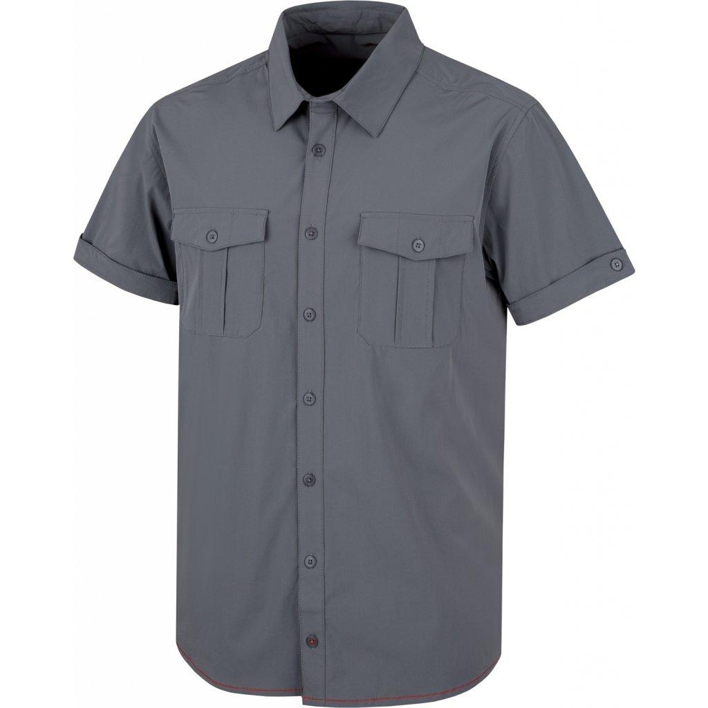 Pánská košile HUSKY  Gomy šedá