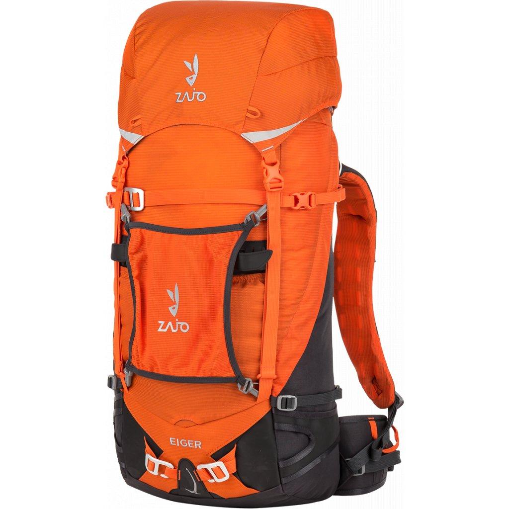 Batoh ZAJO Eiger S Backpack rudá