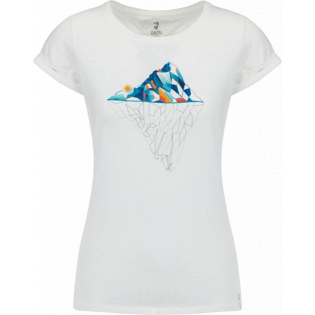 Dámské tričko ZAJO Alisa W T-shirt SS bílá