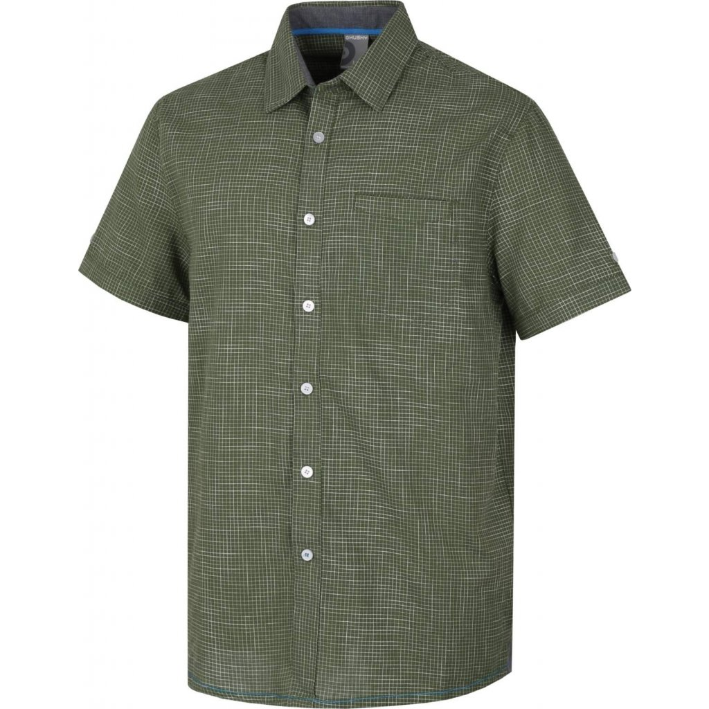 Pánská košile HUSKY  Grimy M khaki