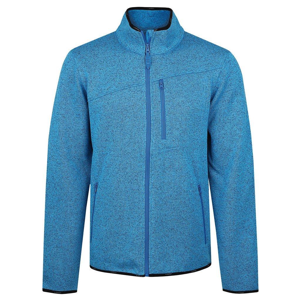 Pánský sportovní svetr LOAP Gylly modrá
