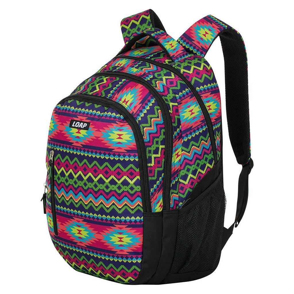 Městský batoh LOAP Lian černá