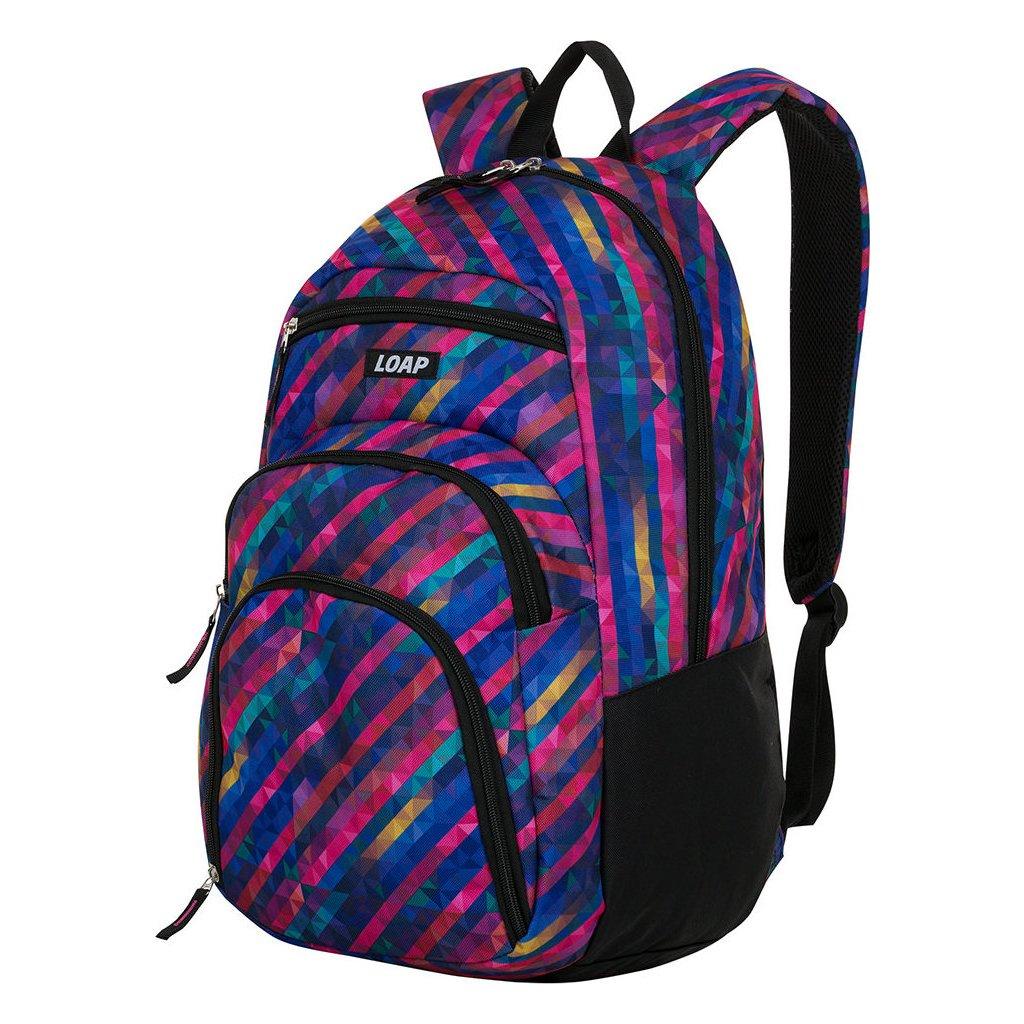 Městský batoh LOAP Reny černá