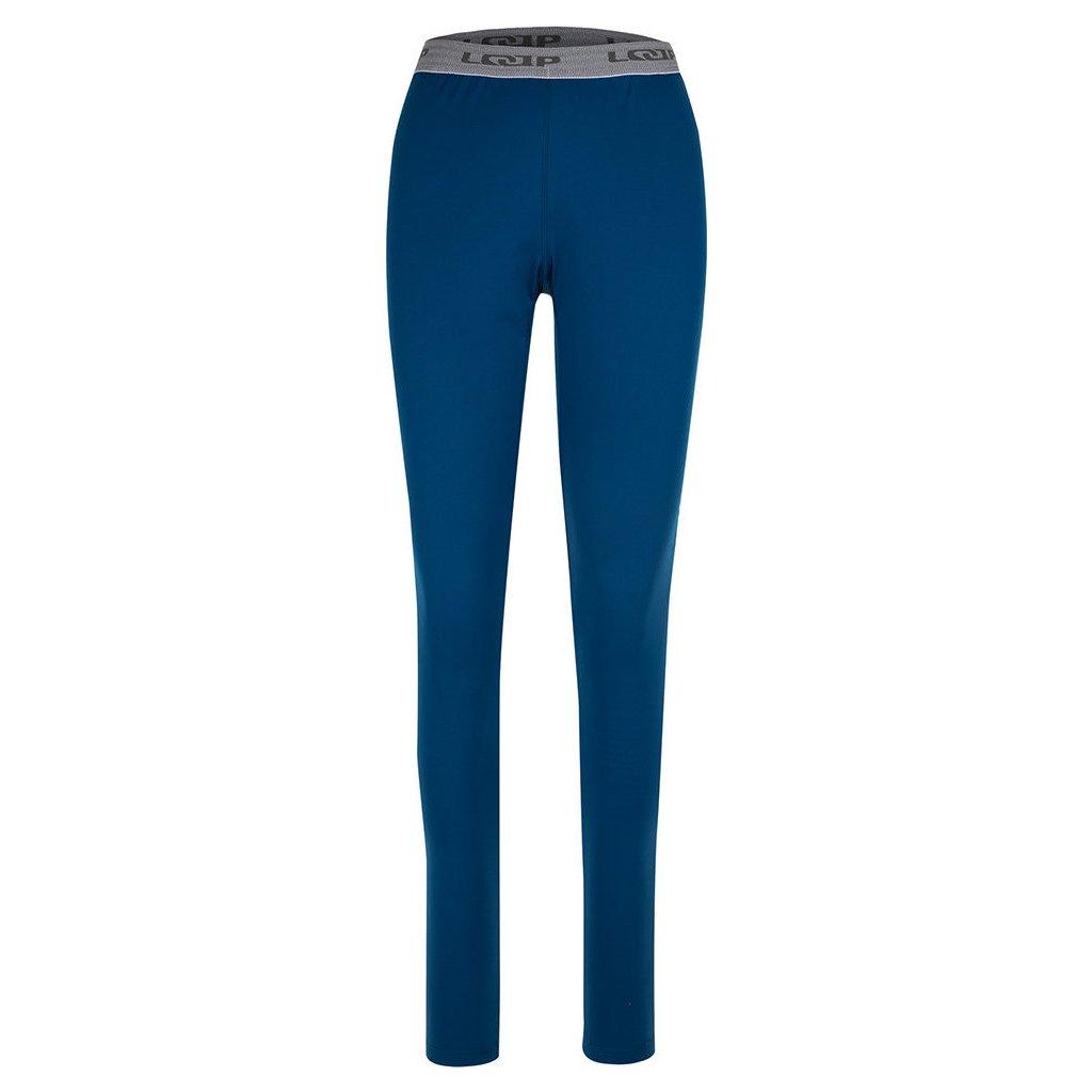 Dámské termo kalhoty LOAP Pafin modrá