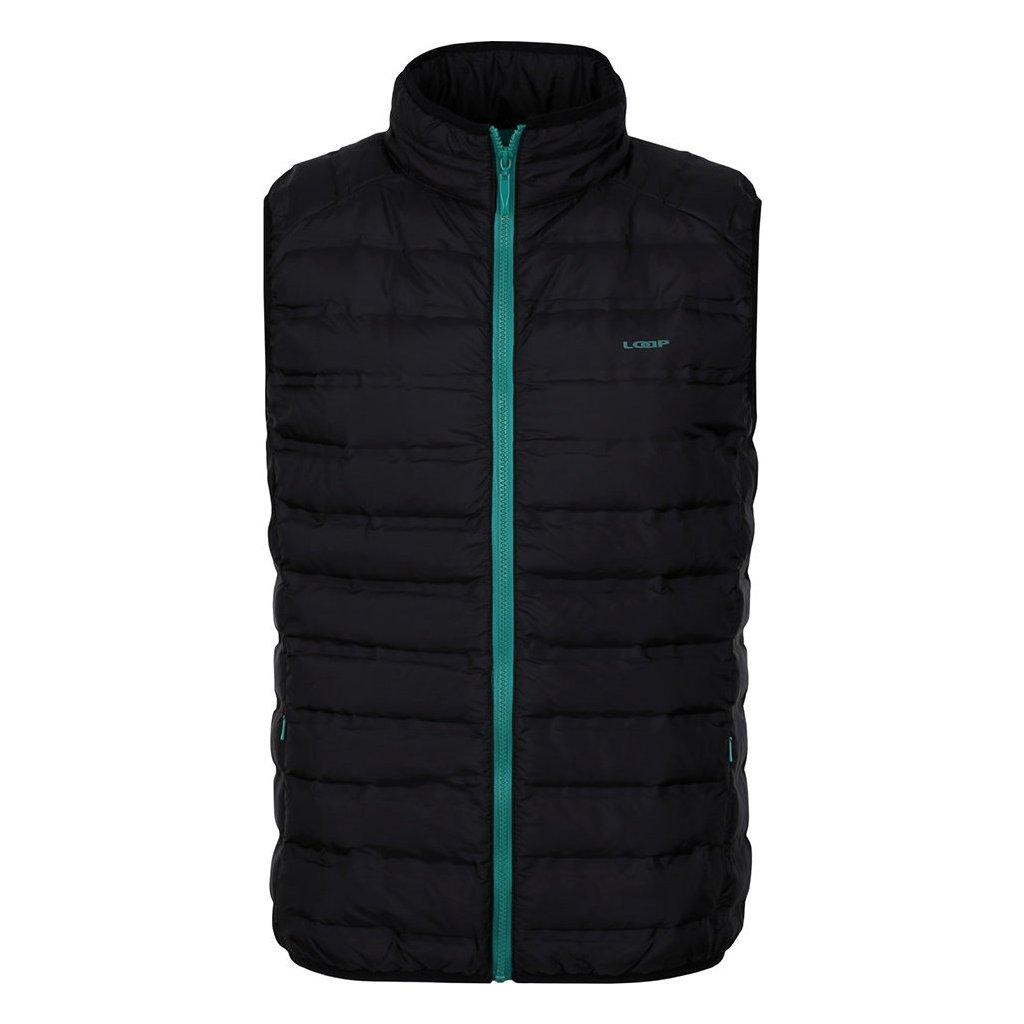 Pánská sportovní vesta LOAP Itep černá