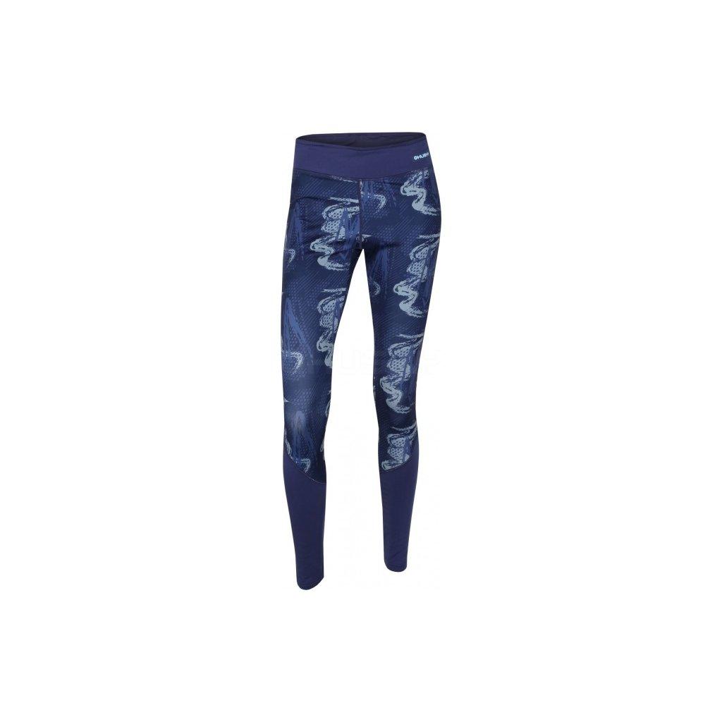 Dámské termo spodky HUSKY Active winter pants L modrá, M