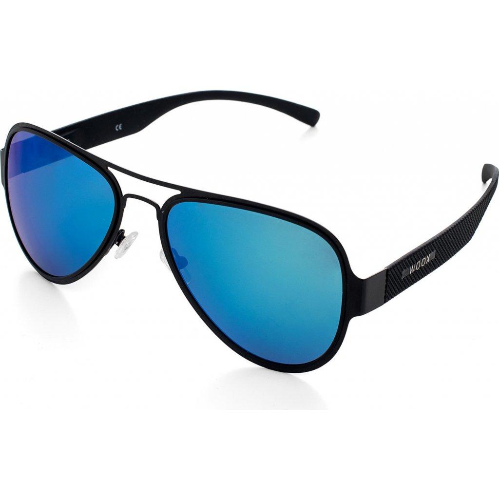 Sluneční brýle WOOX Radiatus Ater