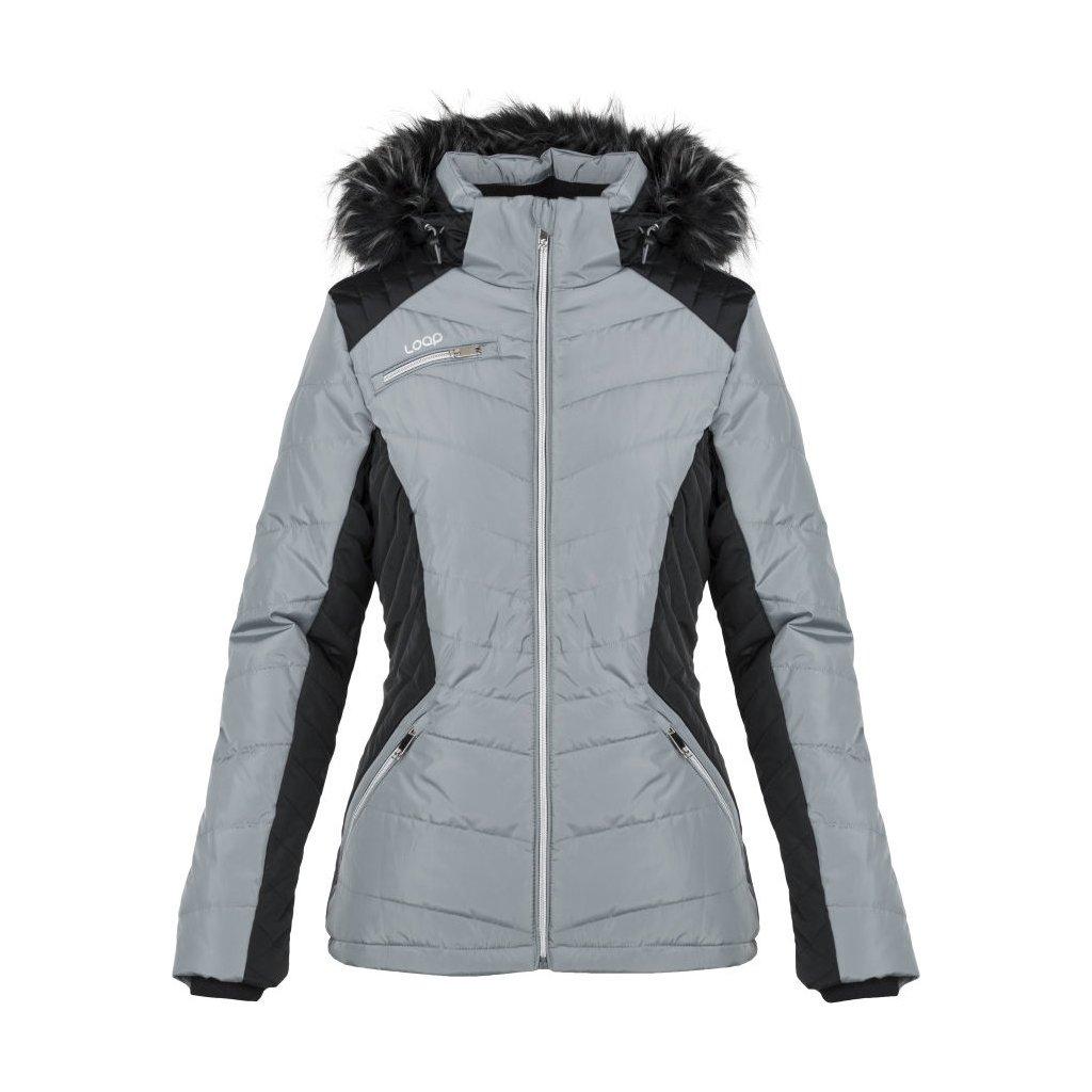 Dámská lyžařská bunda LOAP Ovka