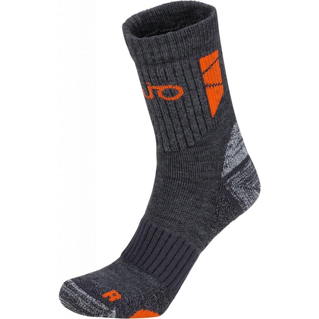Ponožky ZAJO Heavy Outdoor Socks Neo sivá