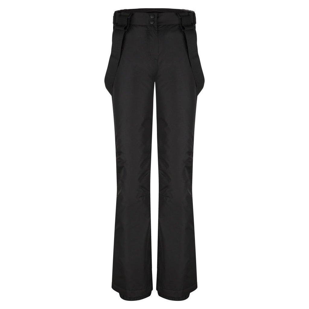 Dámské lyžařské kalhoty LOAP Fresa černá