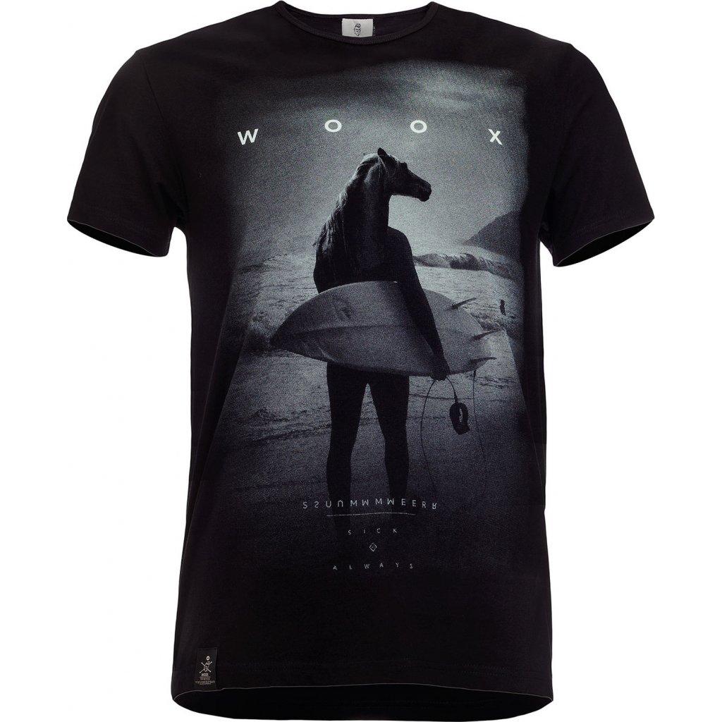 Pánské tričko WOOX Hippocampus