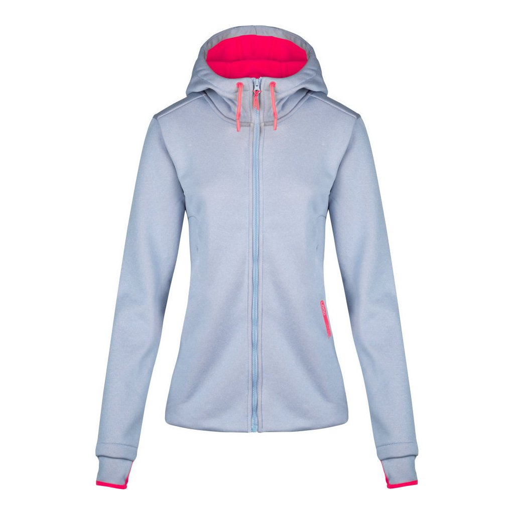 Dámský sportovní svetr LOAP Madarin modrá
