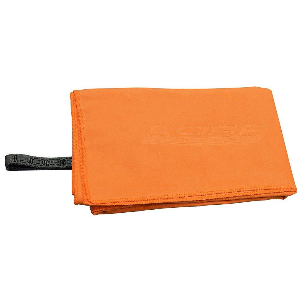 Sportovní ručník LOAP Cobb oranžová