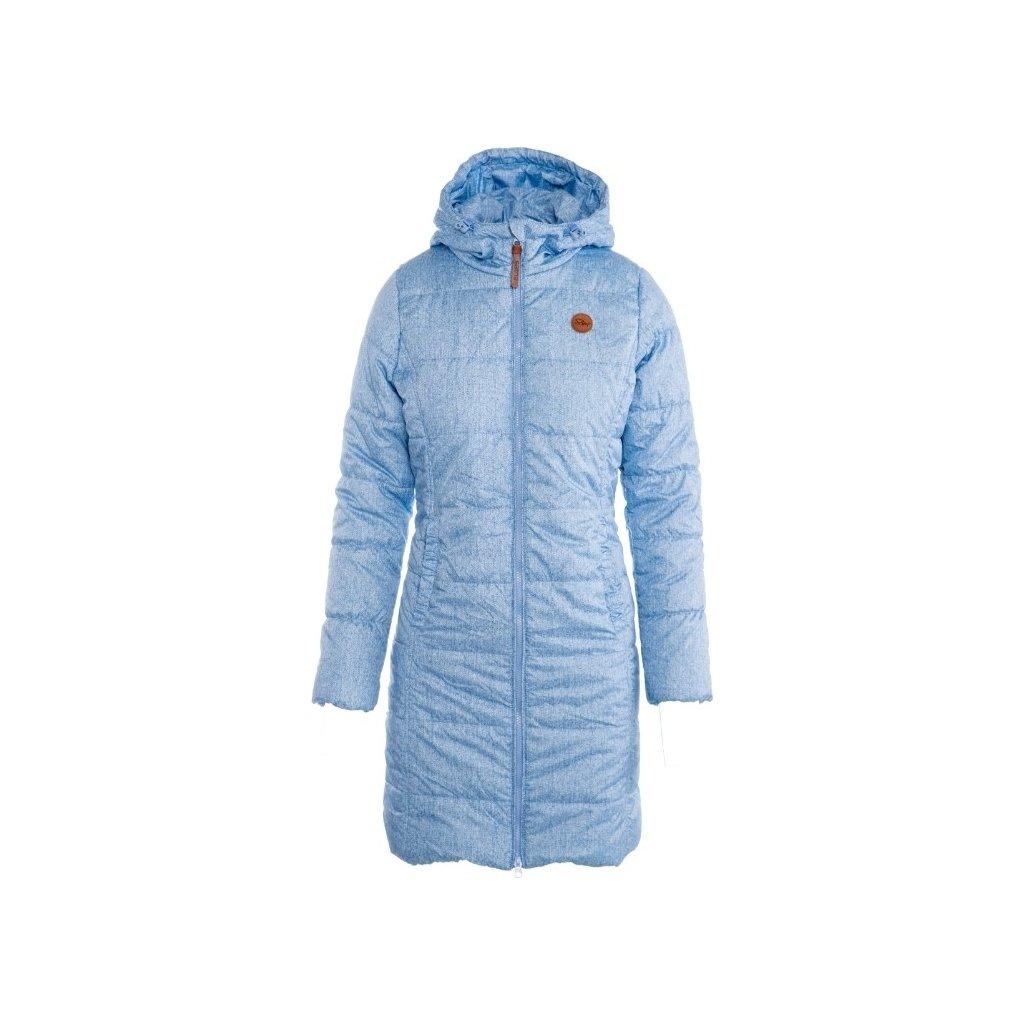 Dámský kabát SAM 73 světlá denim