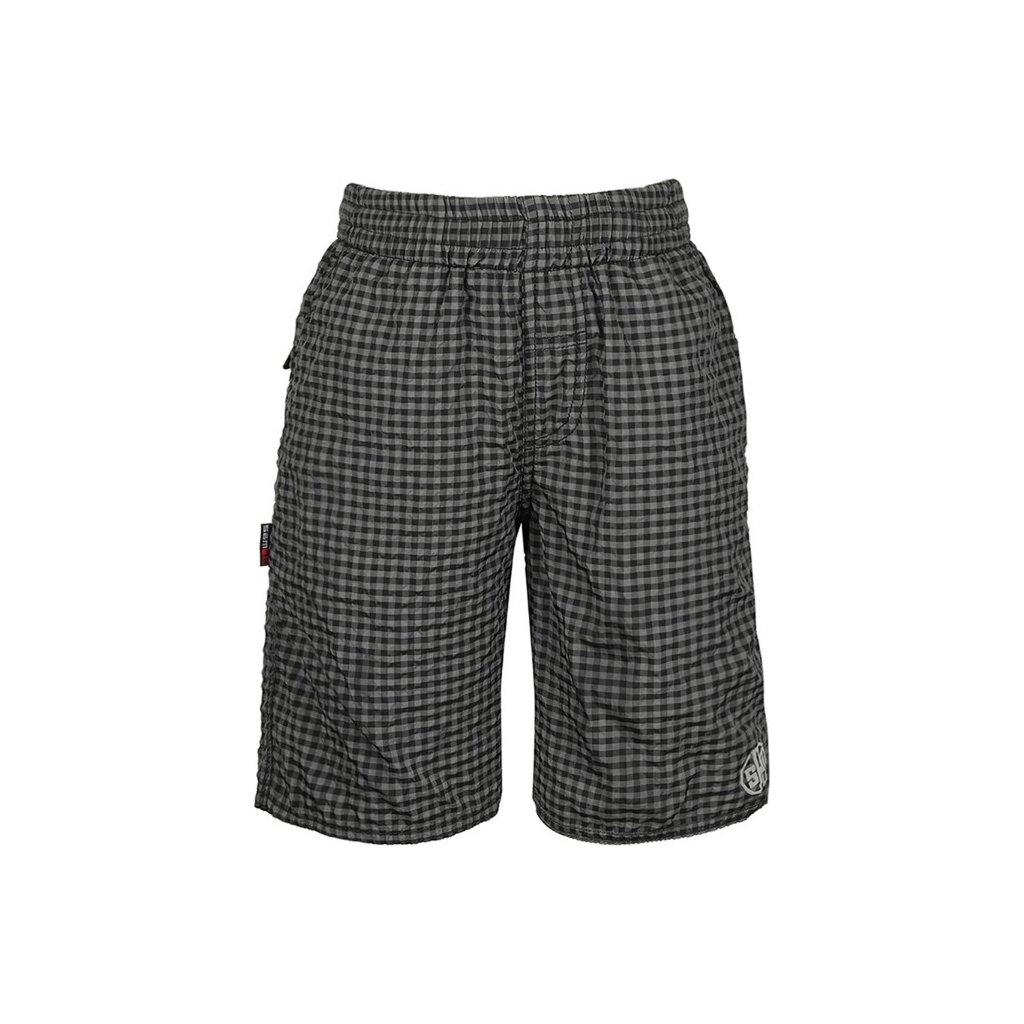 Chlapecké koupací šortky SAM 73 černá