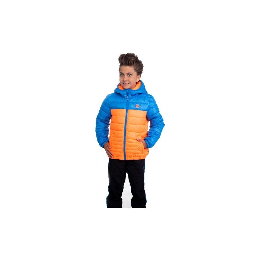 Chlapecká bunda SAM 73 oranžová