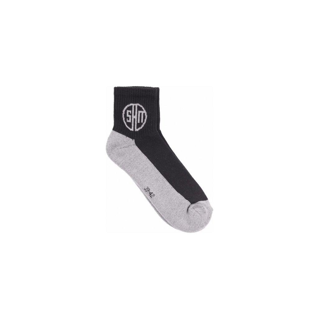 Ponožky SAM 73 černá