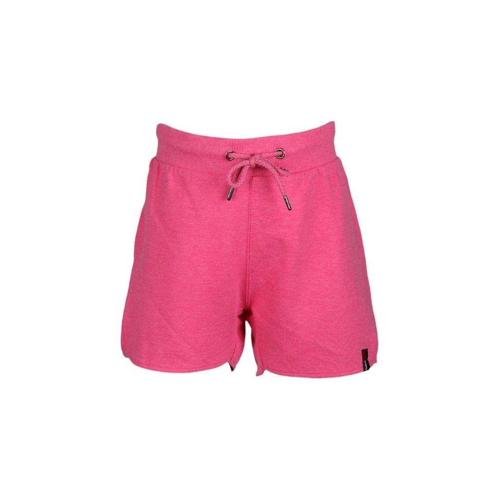 Dívčí šortky SAM 73 růžová neon