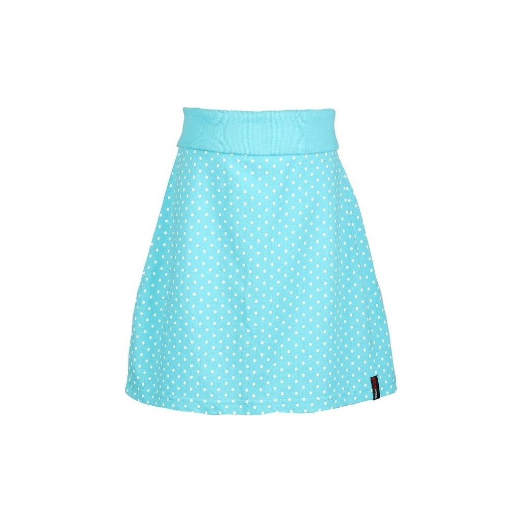 Dívčí sukně SAM 73 modrá světlá
