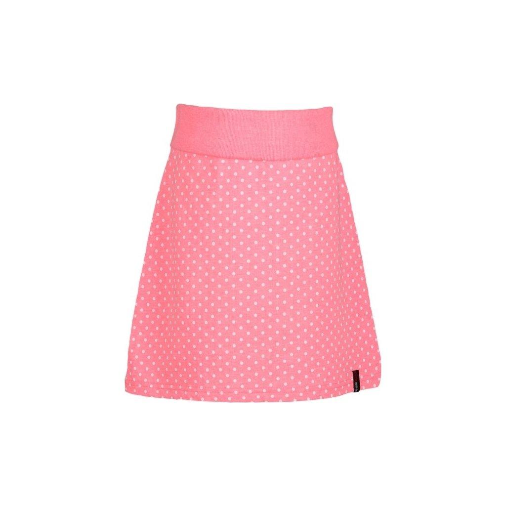 Dívčí sukně SAM 73 růžová neon