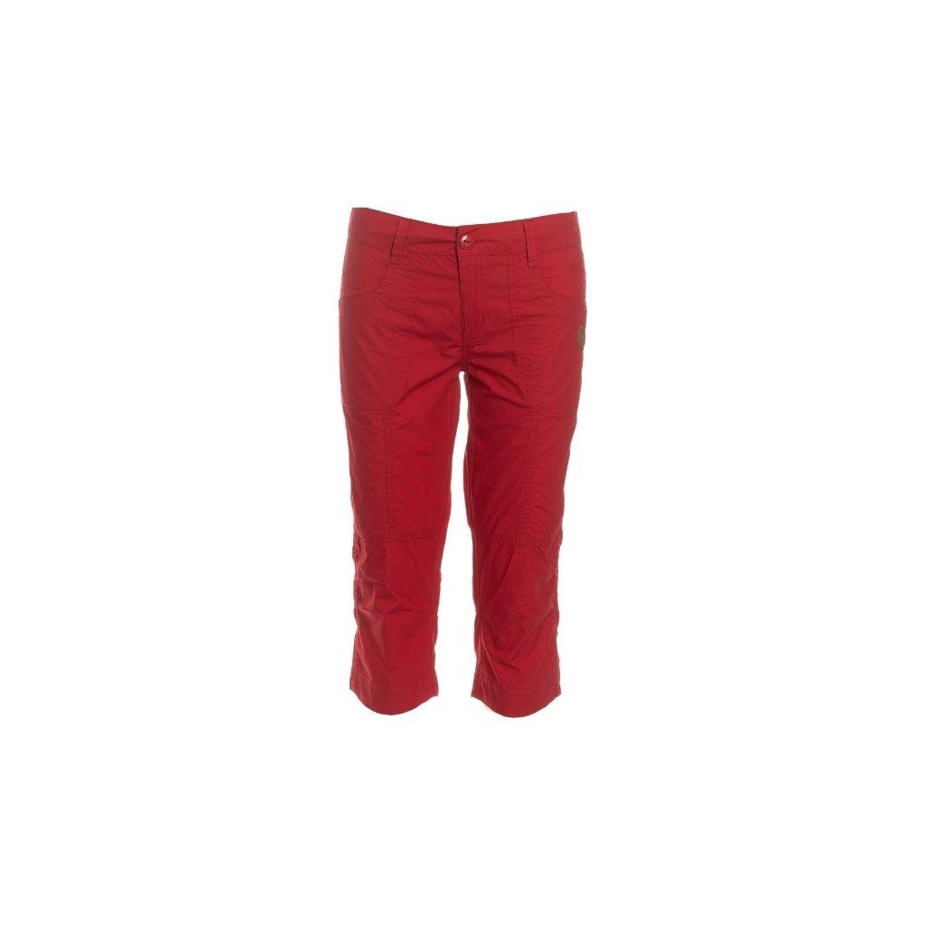 Dámské 3/4 kalhoty SAM 73  červená