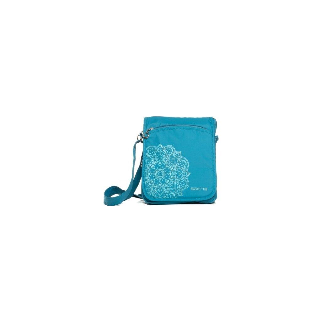 Dámská kabelka SAM 73  Britská modrá