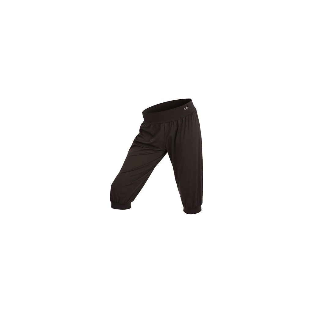 Kalhoty LITEX dětské 3/4 s nízkým sedem