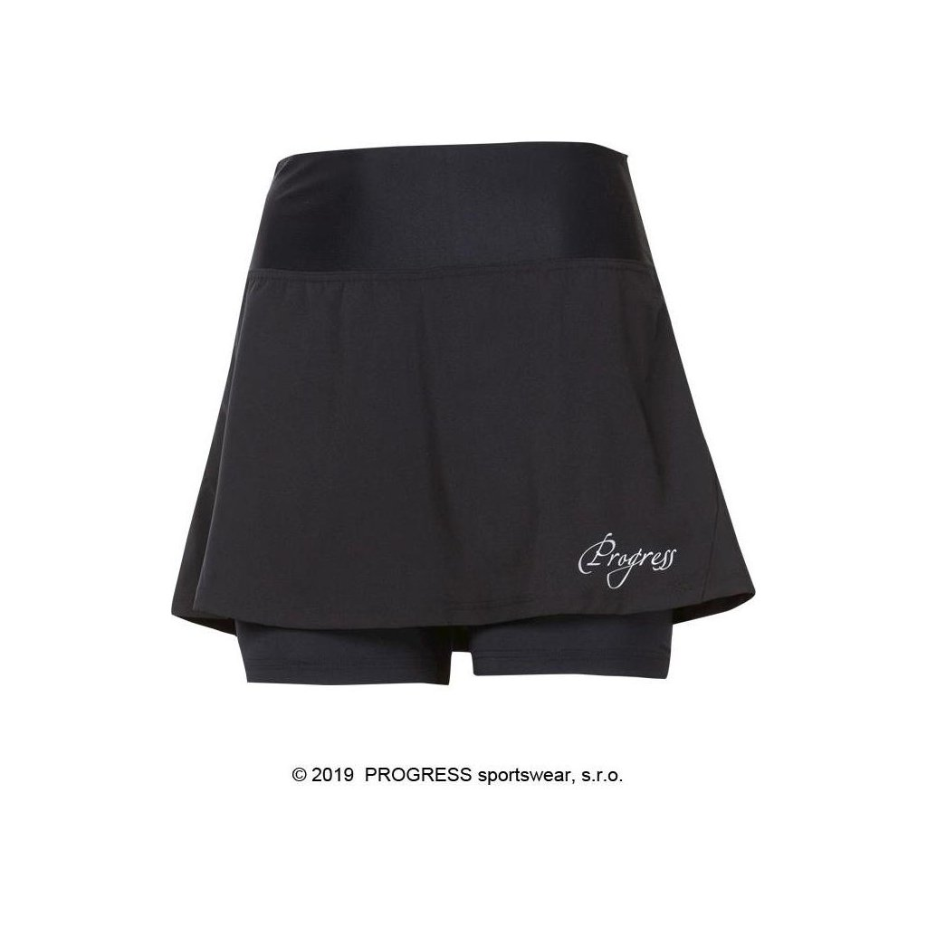 Dámská sportovní běžecká sukně 2v1 PROGRESS Gonna