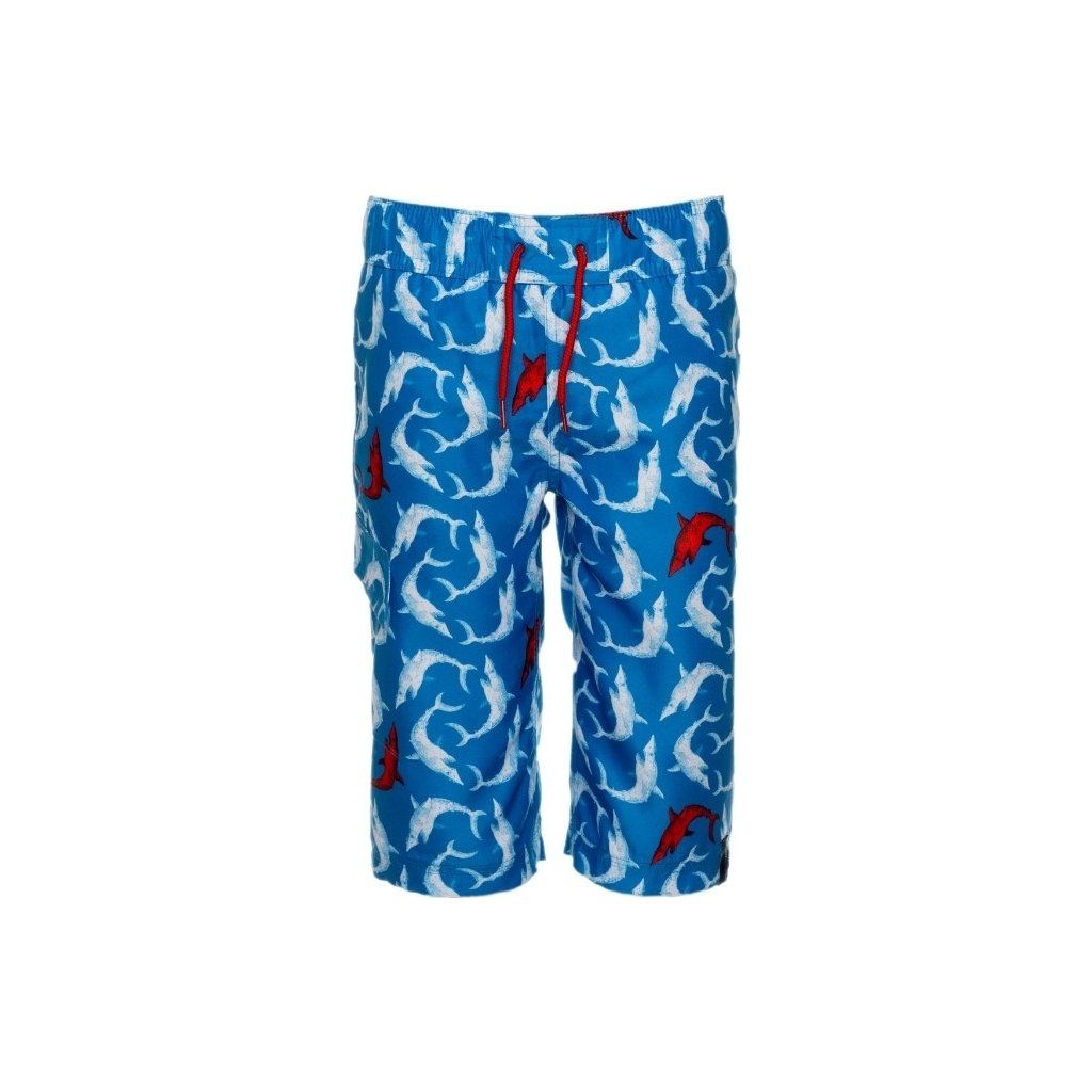 Chlapecké šortky SAM 73 modrá